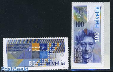 Swiss National Bank 2v s-a